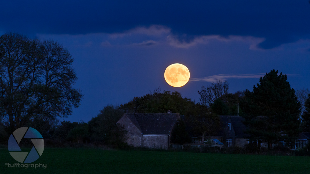 Moon rise attempt 2