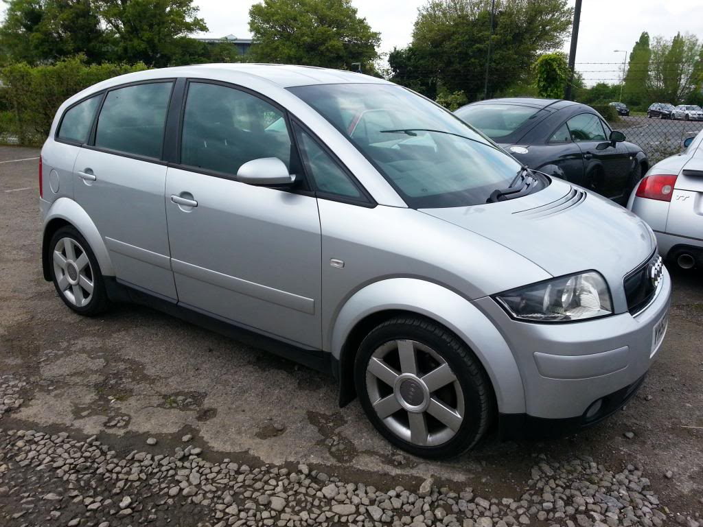 My A2 Blog Audi A2 Owners Club